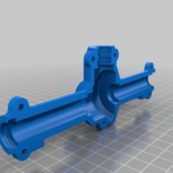 Download free 3D printer designs M35A2 rear axle housing, r083726