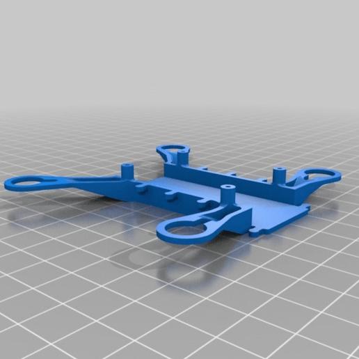 21c2a09a5fe49dfff497bc3c689e4d6e.png Download free STL file QX95 reinforced frame • 3D printable model, r083726