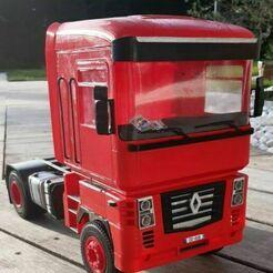 20201213_145839_2.jpg Télécharger fichier STL gratuit Carrosserie de camion RC GRATUITE Mag 1-14 • Design pour impression 3D, r083726