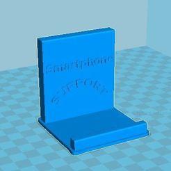 Descargar modelos 3D gratis Soporte para Tabletas de Smartphone, chris480