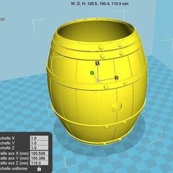 baril5.JPG Download free STL file Barrel • 3D print model, chris480