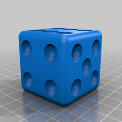 des_de_4cm_test_v3.png Download free STL file Dice 40mm • 3D printable model, chris480