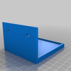 Descargar Modelos 3D para imprimir gratis Apoyo al Hp - Apoyo al hp de bureau, chris480