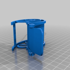 Download free 3D printing models Rocking chair, chris480