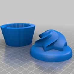 gros_cupcake_boite2.png Télécharger fichier STL gratuit boîte à cupcakes • Objet pour imprimante 3D, chris480