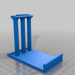 colonne_phone.png Télécharger fichier STL gratuit colonne romaine support de smartphone • Modèle pour impression 3D, chris480