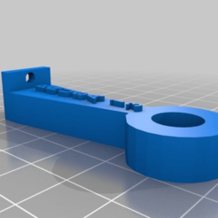 Download free 3D printing templates Geeetech Prusa I3 Pro B Filament Guide, chris480