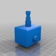 Download free STL file 17 mm caster wheel • 3D printable template, chris480