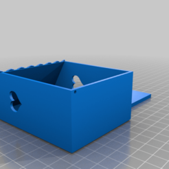 Télécharger plan imprimante 3D gatuit Boîte à clés, chris480