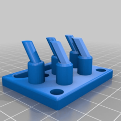 Descargar archivos 3D gratis Gancho de cocina 5, chris480