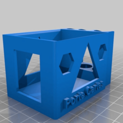 Download free 3D printer designs Cards and pen holder, chris480