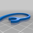 80ca540267054f3c316f10fa96eaae52.png Download free STL file Ear Clip for Samsung  SH1800 • Design to 3D print, chris480