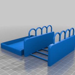 Download free 3D printing designs Soap Dish holder, chris480