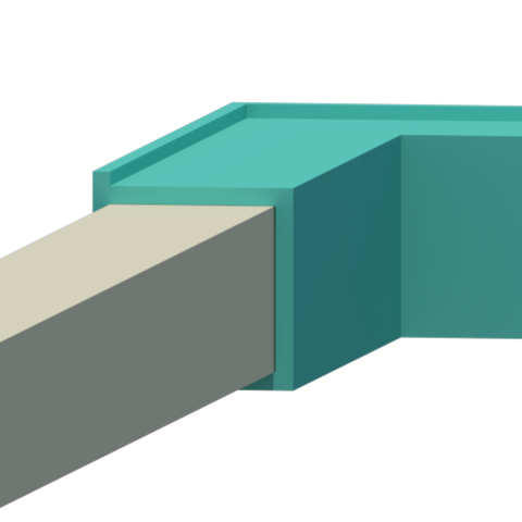 Concours 3.png Download free STL file Table angle • Object to 3D print, Tamanegre
