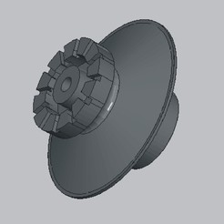 batidora111.jpg Download STL file Mixer / Binder • Model to 3D print, Evar