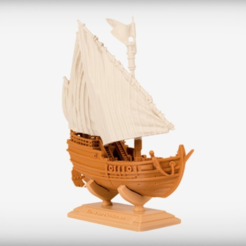 Download free 3D printer model The Sao Cristovao, JackieMake