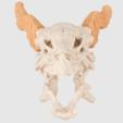 Capture d'écran 2017-09-05 à 17.54.07.png Download free STL file Dragon Skull • 3D printable object, JackieMake