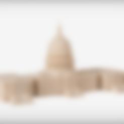 Descargar STL gratis El Capitolio - Legislativo, JackieMake