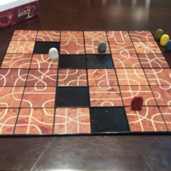 Free 3D printer designs Tsuro Game Board, jbrum360