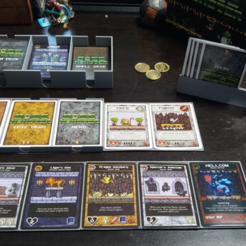 Download free 3D print files Boss Monster Dungeon Board & Card Holders, jbrum360