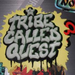 Diseños 3D gratis Una tribu llamada Quest Logo (Art), jbrum360