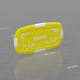 Descargar Modelos 3D para imprimir gratis Fichas de póquer, psl