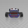 Descargar modelos 3D gratis Concept car evo Policía, psl