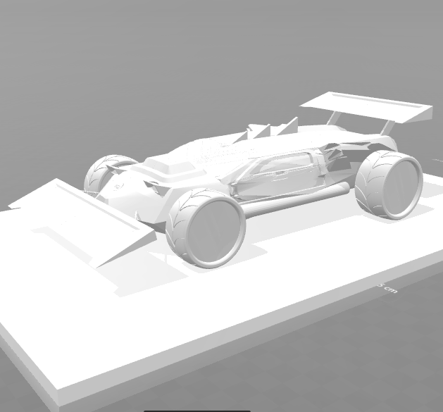 "7.png Download free STL file Concept car 4x4 ""evo II"" • 3D printing model, psl"
