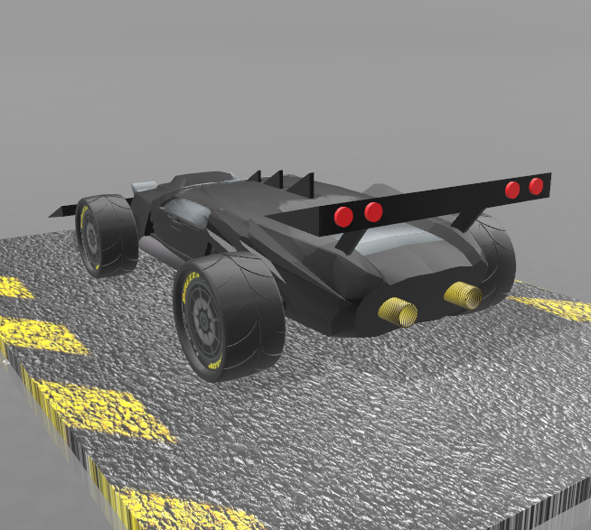 "4.png Download free STL file Concept car 4x4 ""evo II"" • 3D printing model, psl"