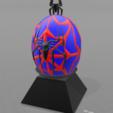 "Download free 3D print files ""Spiderman egg"" piggy bank, psl"