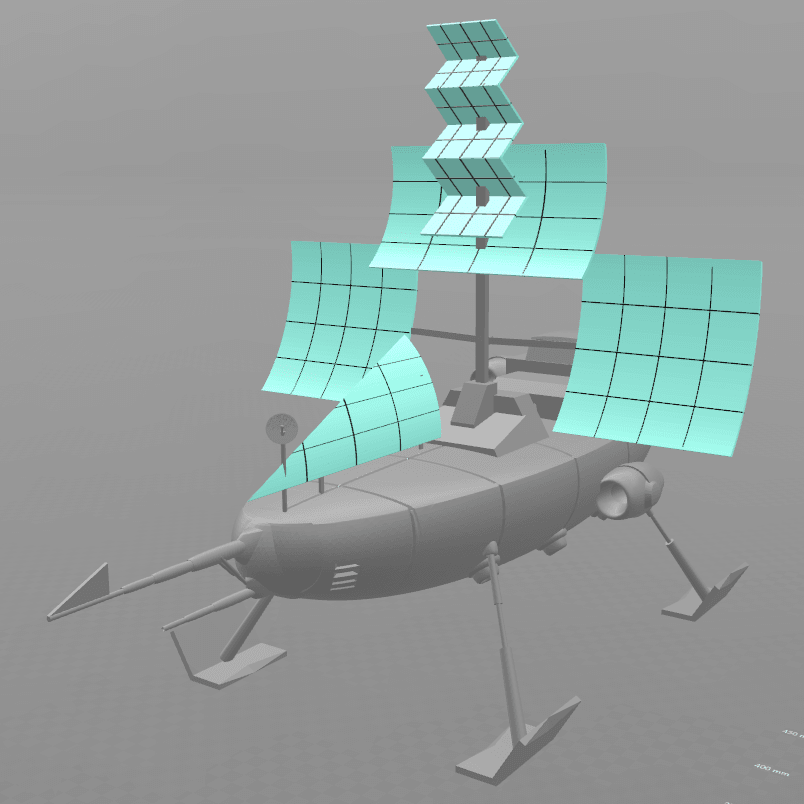 "8.png Download free STL file Jayce ""Herc's ship"" • 3D print model, psl"