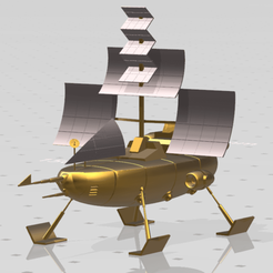 "Free 3D model Jayce ""Herc's ship"", psl"