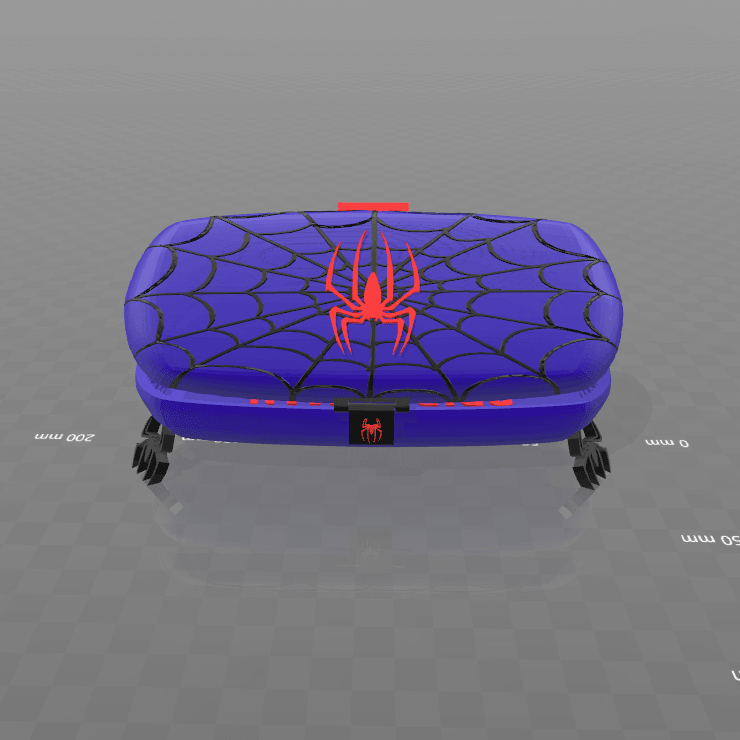 "4.png Download free STL file ""Spider-box""-Psl • 3D print design, psl"