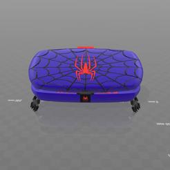 "3d printer designs ""Spider-box."", psl"