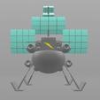 """Download free 3D printer files Jayce """"Herc's ship"""", psl"""