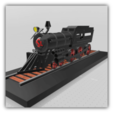 9.png Download free STL file Locomotive No. 1- • 3D print template, psl
