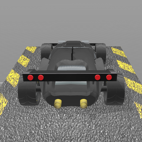 "5.png Download free STL file Concept car 4x4 ""evo II"" • 3D printing model, psl"