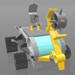 3D printer models Blinder, Jayce and the conqueror of light, psl