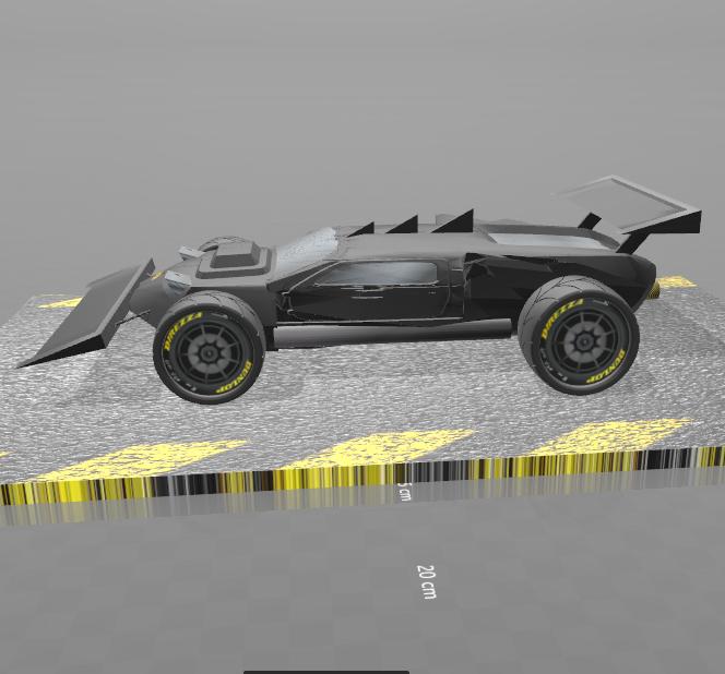 "3.png Download free STL file Concept car 4x4 ""evo II"" • 3D printing model, psl"