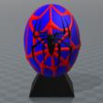 """Fichier imprimante 3D gratuit Oeufs de super héros """"Spiderman"""", psl"""