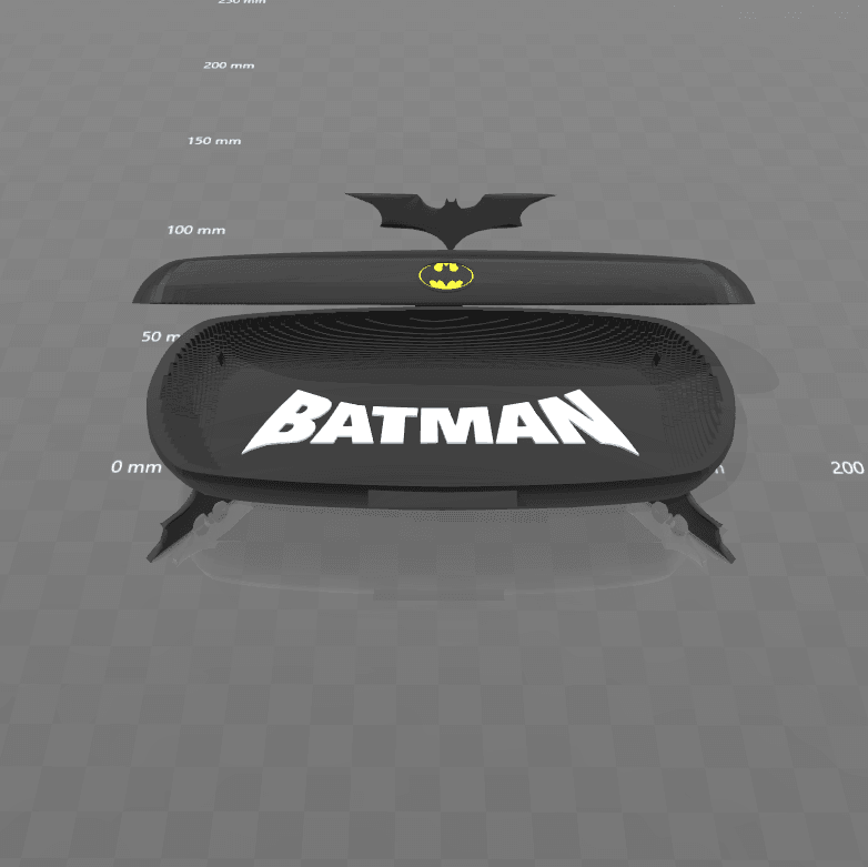 5.png Download free STL file Bat-box box • Template to 3D print, psl