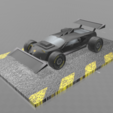 "1.png Download free STL file Concept car 4x4 ""evo II"" • 3D printing model, psl"