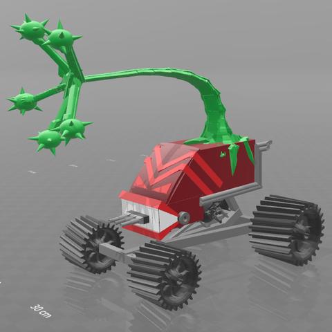 1.png Download free STL file monstroplante gungrinner • Design to 3D print, psl