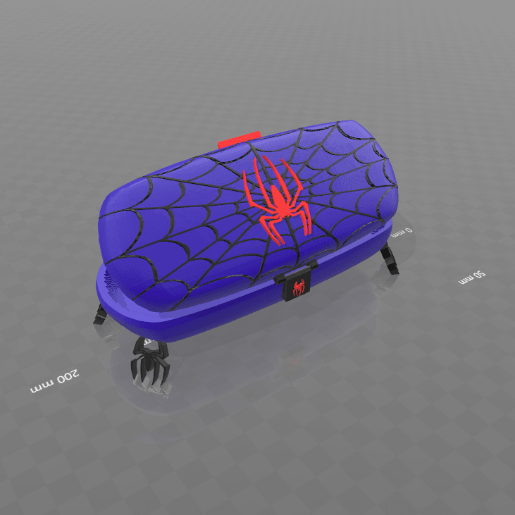 "3.png Download free STL file ""Spider-box""-Psl • 3D print design, psl"
