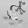6.png Download free STL file monstroplante gungrinner • Design to 3D print, psl