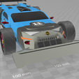 Download free 3D printer designs Race car, psl