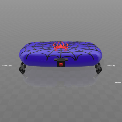 "6.png Download free STL file ""Spider-box""-Psl • 3D print design, psl"