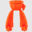 Fichier imprimante 3D gratuit Cowboy Planter, LetsCreate3D