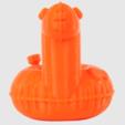 Download free STL file Inner Tube Planter • 3D printable object, LetsCreate3D