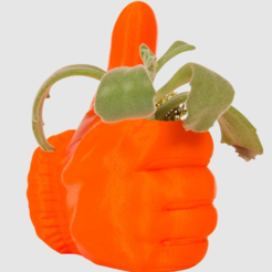 Capture d'écran 2017-09-07 à 15.44.00.png Download free STL file Green Thumb Planter • Object to 3D print, LetsCreate3D